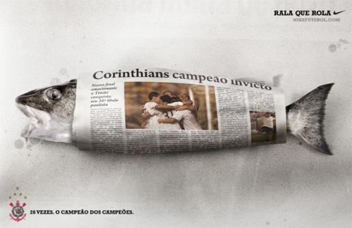 Corinthians (Nike) x Santos
