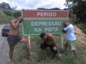 Depressãopista